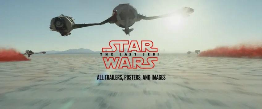 Star wars the last jedi feature