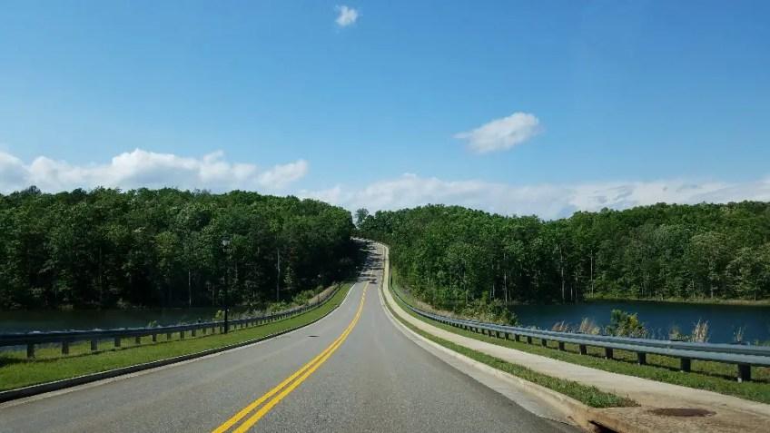 Subaru Impreza review, road