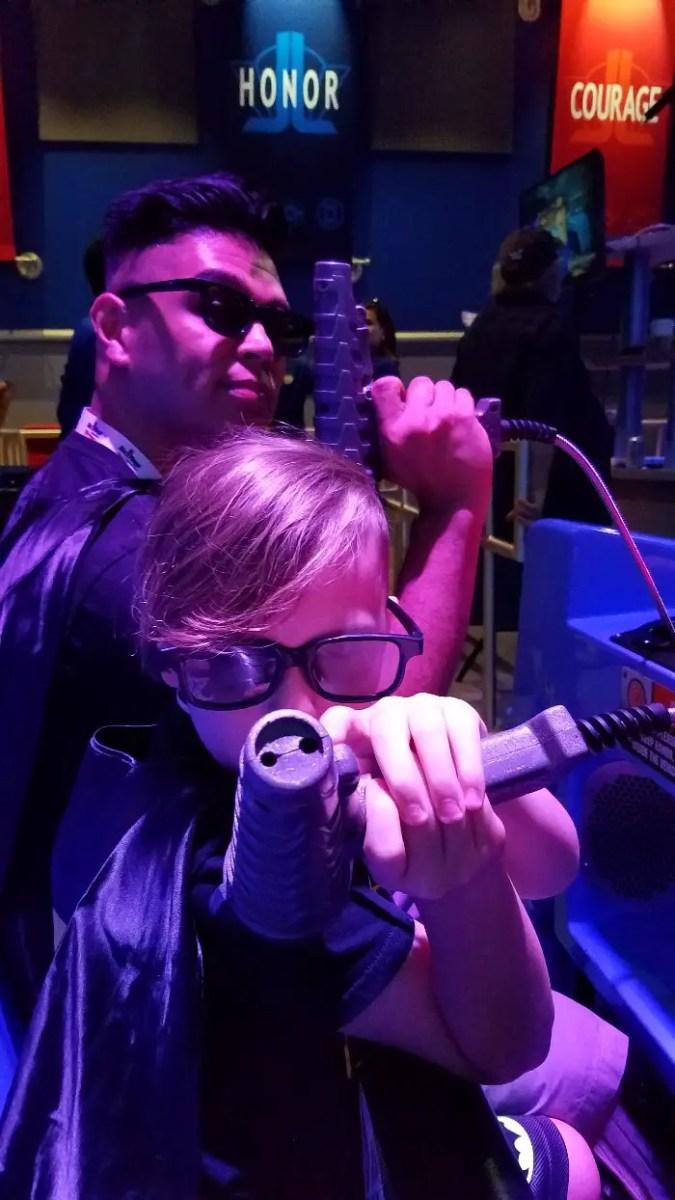 Battle for Metropolis Review, gauge rybak, julius droolius, kid friendly