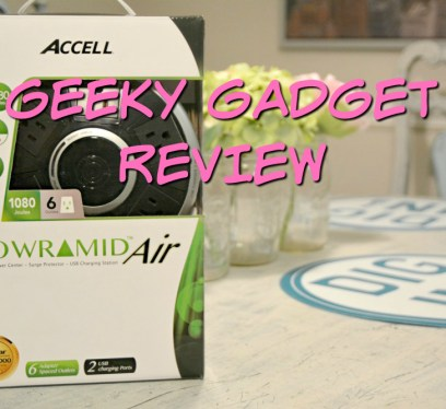 Accell Powramid Power Strip, review
