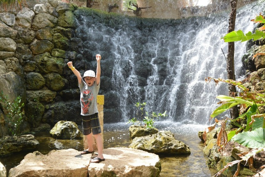 Sacred Mayan Journey Xcaret. Gauge Rybak, Kidfriendly