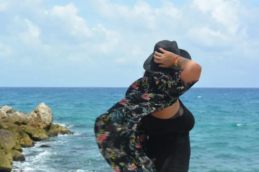 Sacred Mayan Journey Xcaret, Christa Thompson, summer travel style