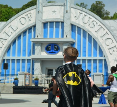 Battle for Metropolis Review, gauge rybak, kid friendly