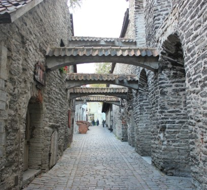 haunted places in tallinn
