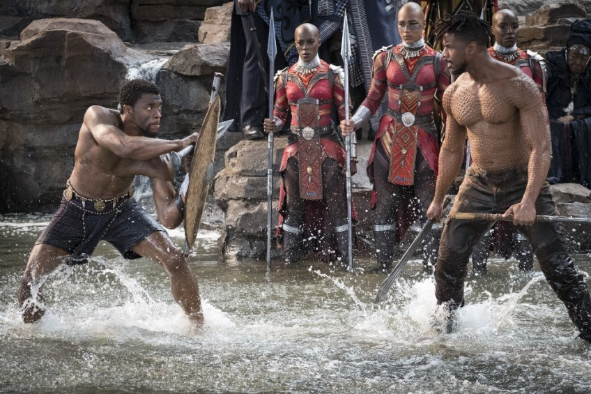 Images, posters, stills, trailers, Black Panther film