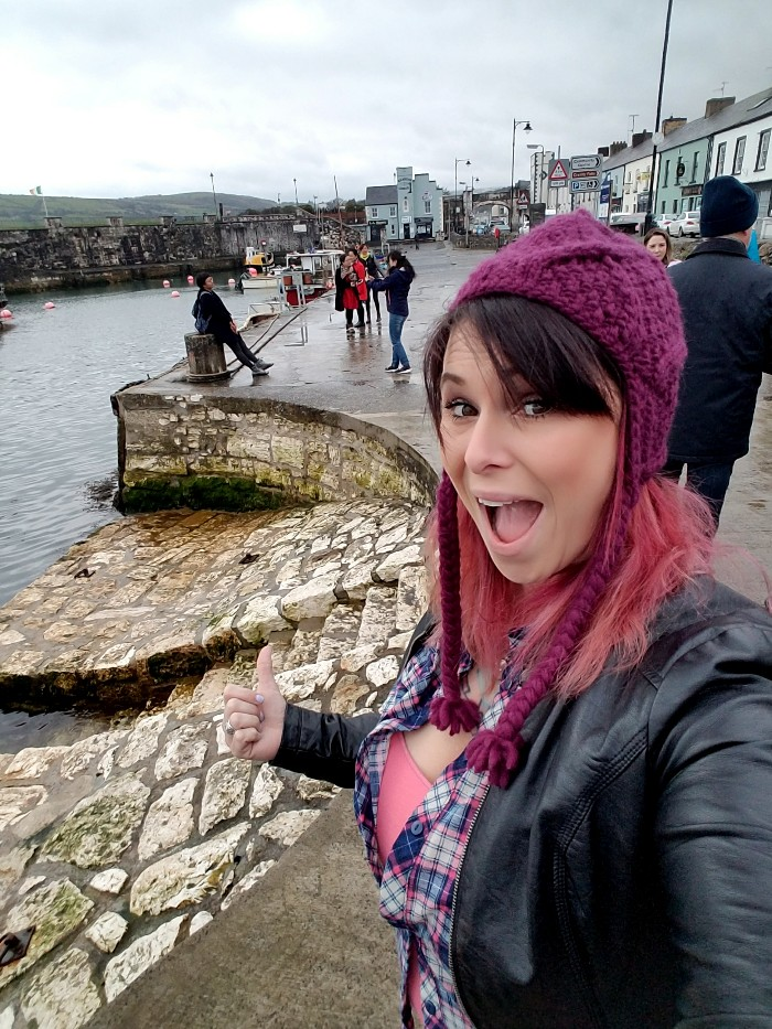 Game of thrones filming locations in northern ireland, braavos, arya stark, in water, christa thompson
