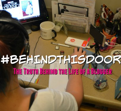 Behind this door, christa thompson