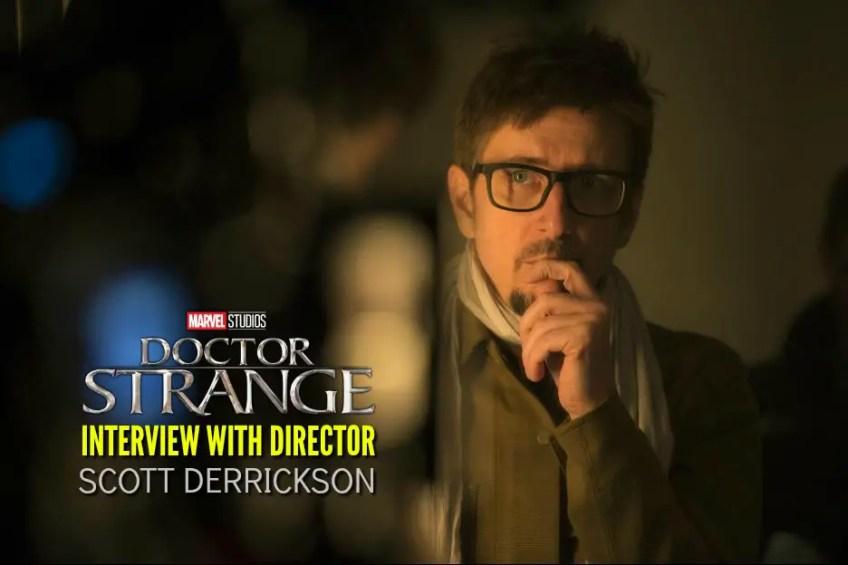Scott Derrickson Feature