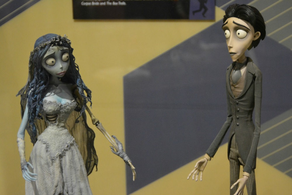 Geeky things to do in Atlanta, Center for Puppetry Arts, The corpse Bride