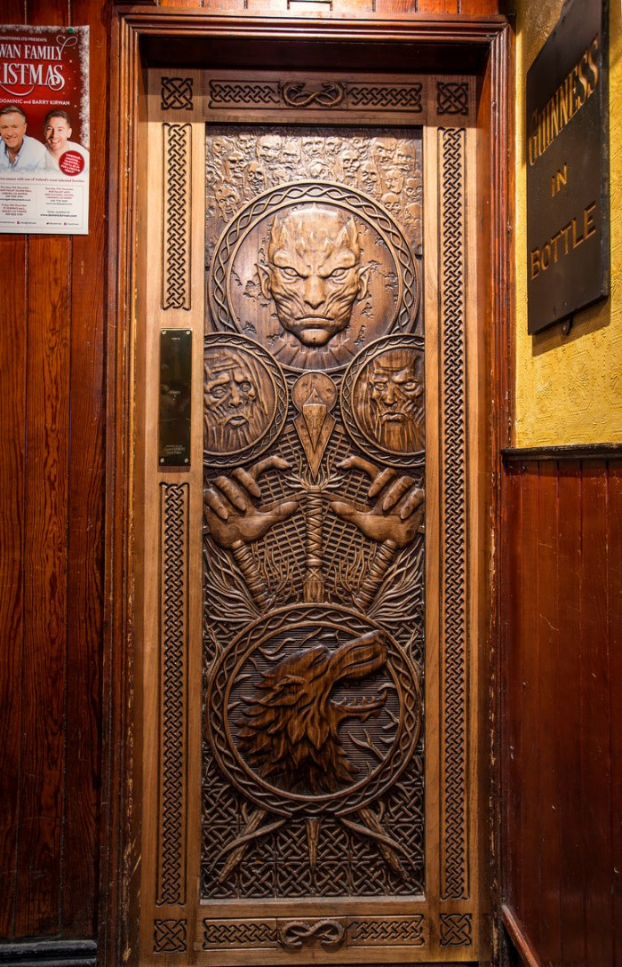Game of Thrones Doors Northern Ireland & A Guide to the Game of Thrones Doors in Northern Ireland