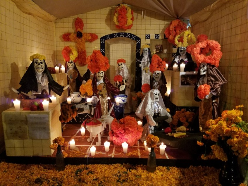 Day of the Dead in Mexico with Kids