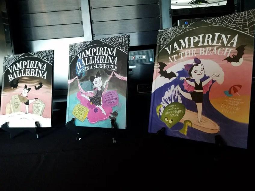 Vampirina Books