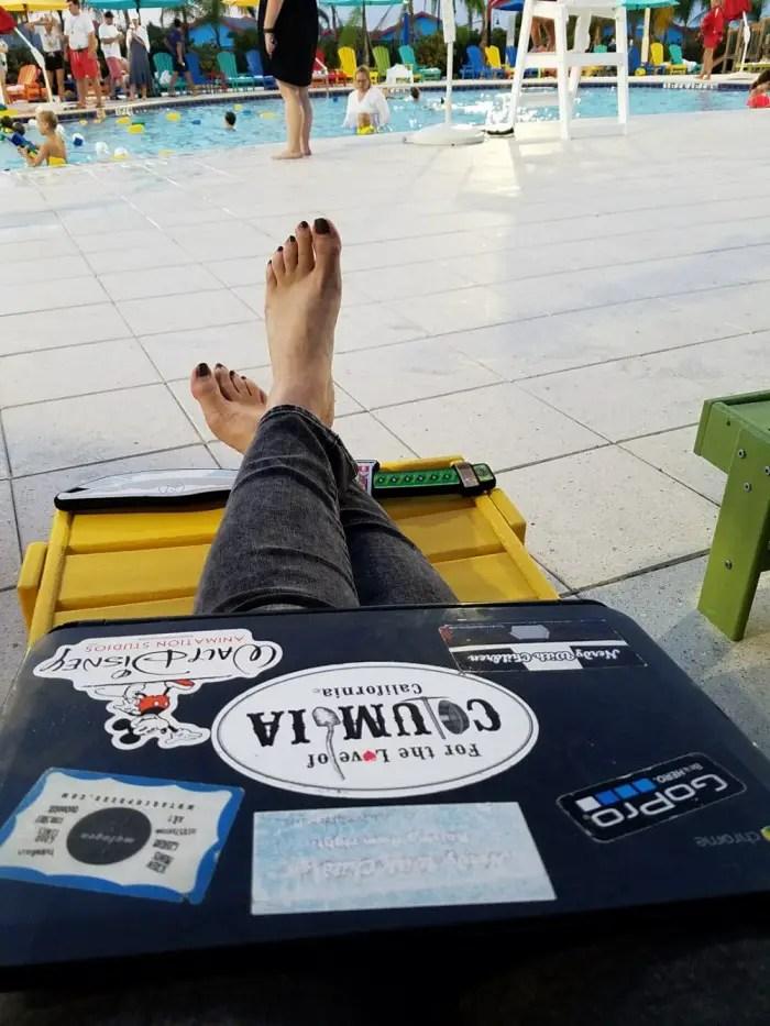 Legoland Beach Retreat, relax on vacation