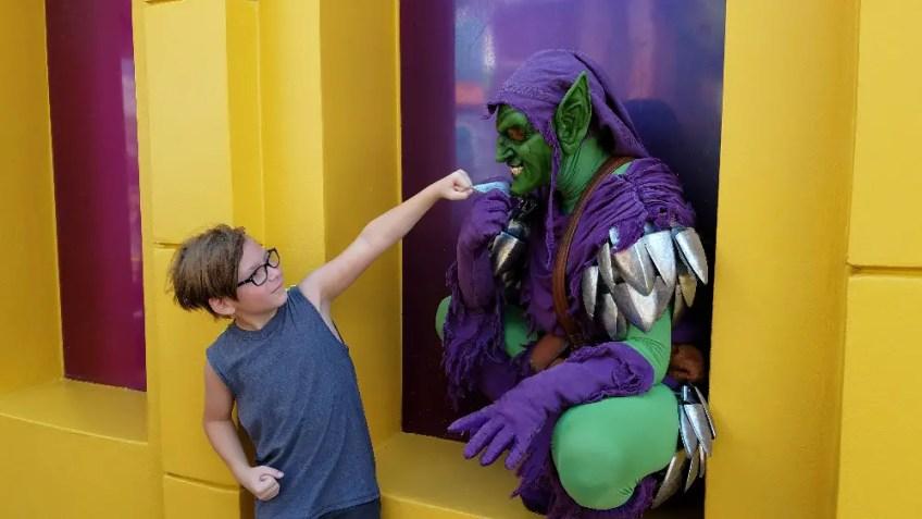 Universal Orlando Resort, Islands of Adventure, Marvel Island