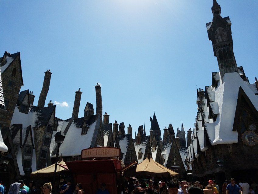 Universal Orlando Resort, Islands of Adventure, Hogsmeade
