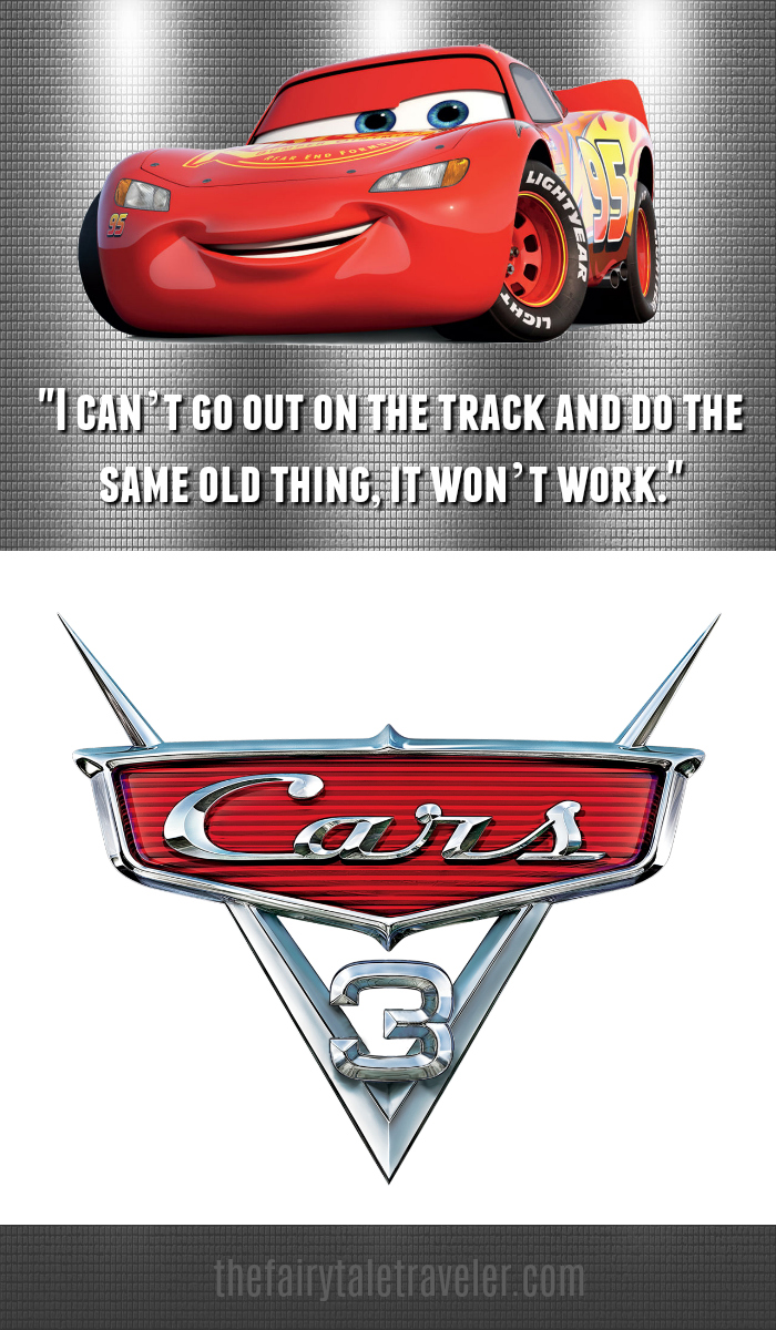 Cars 3 Quotes, Inspirational Quotes