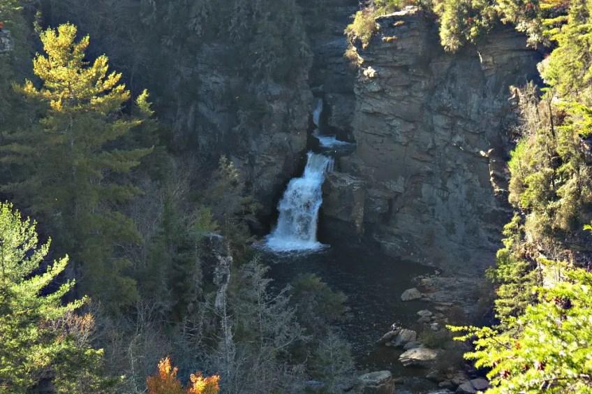 Linville Falls, Kia Niro