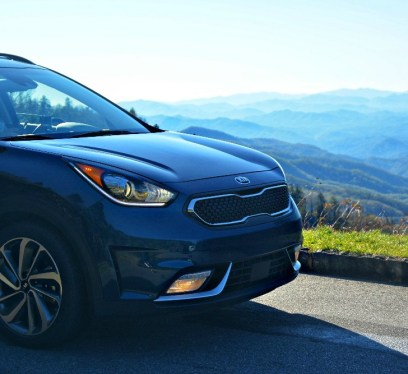Smoky Mountains, kia niro, memorable road trip