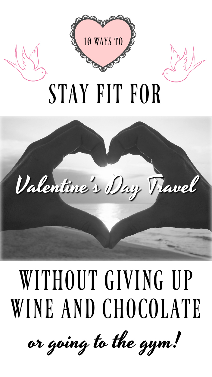 Stay fit on trips
