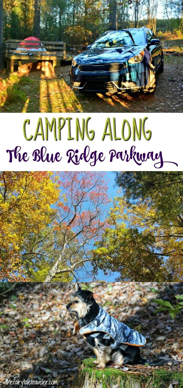 camping on the Blue Ridge Parkway Blue Ridge Mountains North Carolina travel 1