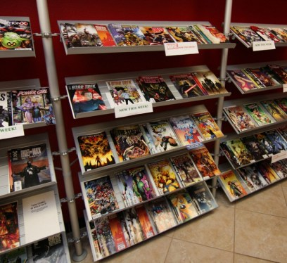 Comic Book Stores in Columbus