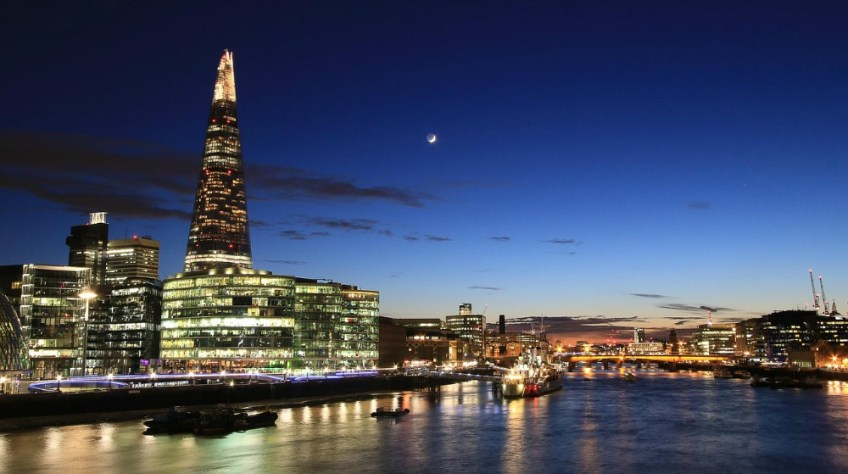 London, best places to propose