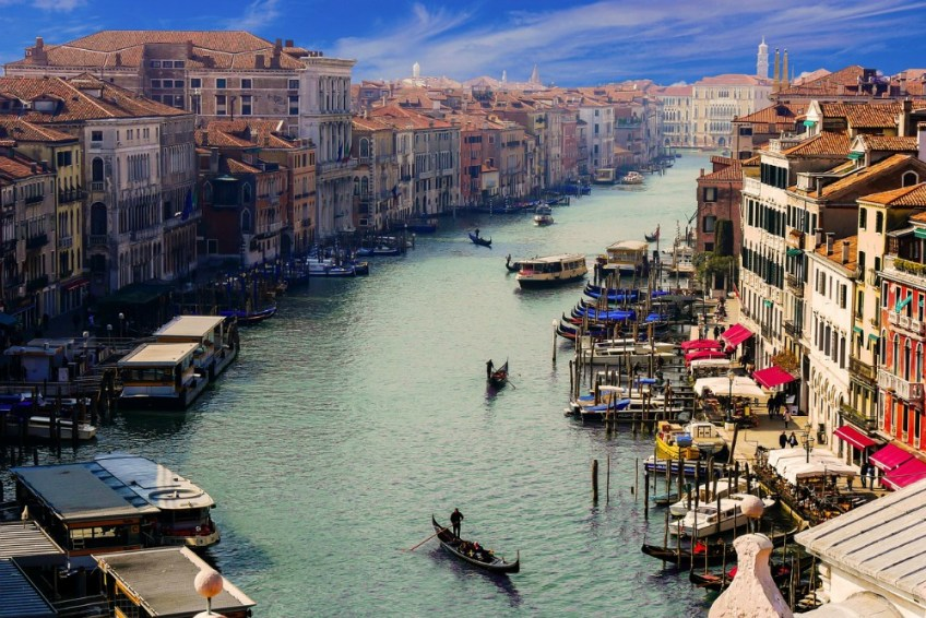 Venice, best places to propose