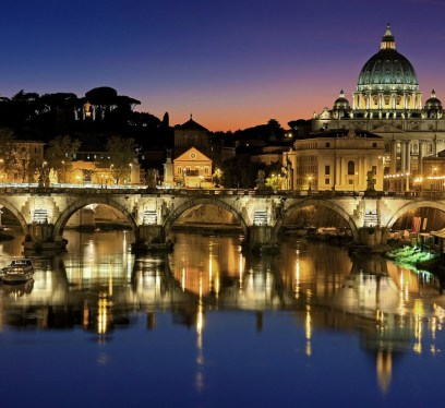 Rome, best places to propose