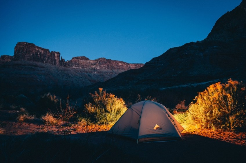 camping tips, Damascus Steel Blades, super glue uses