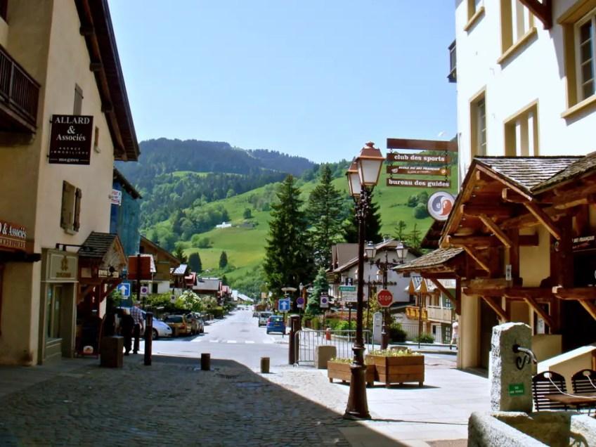 best mountain villages