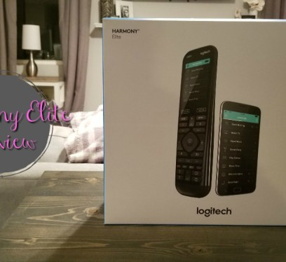 Logitech Harmony Elite Review