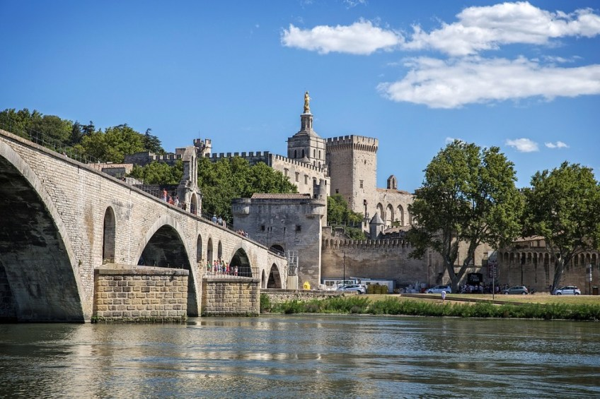 UNESCO World Heritage Sites in the South of France