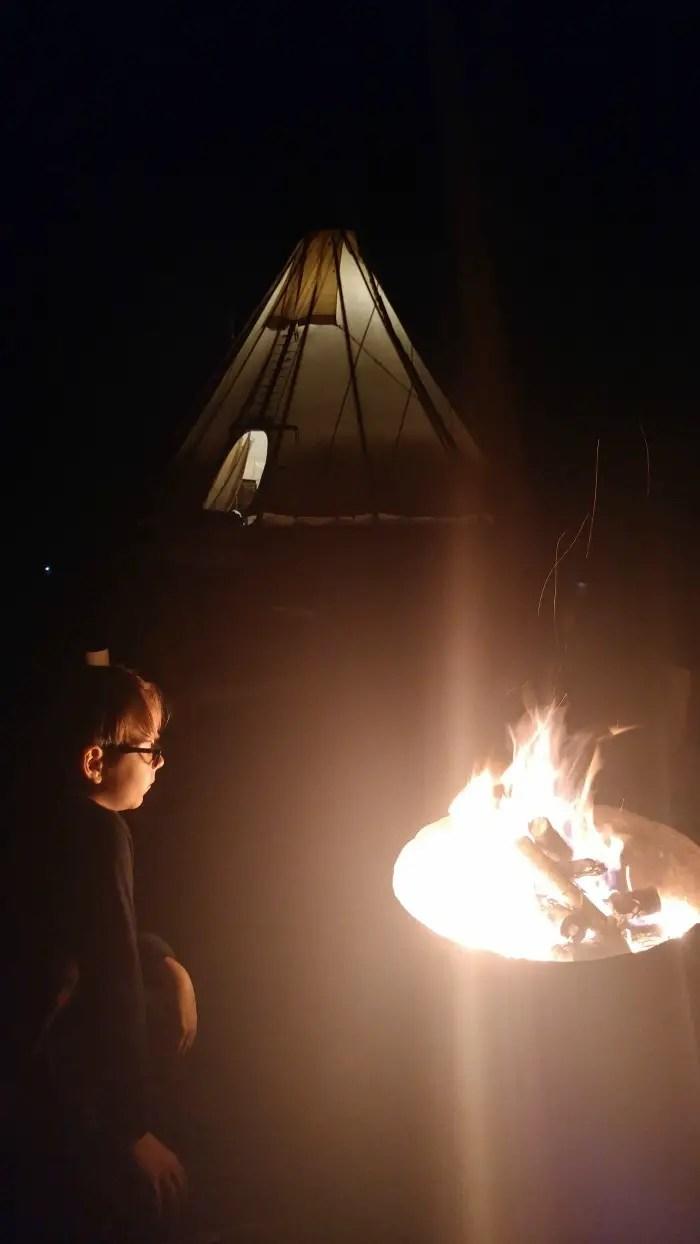 airbnb teepee, rustic glamping, Lynchburg, Virginia,