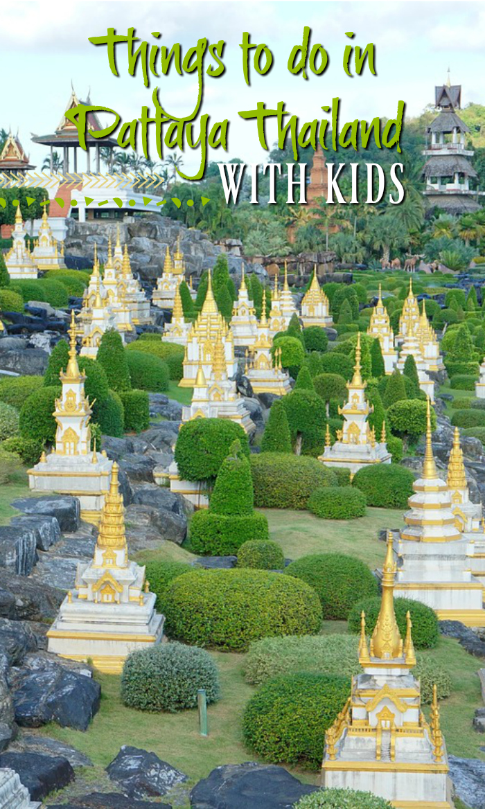 pattaya thailand with kids