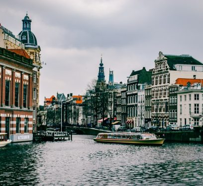 fairytale travel in Amsterdam
