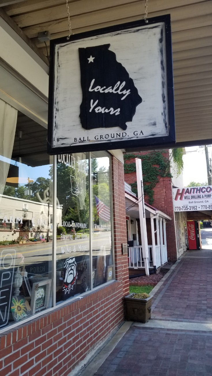 Things to do in Cherokee County, GA, Ball Ground, Locally Yours