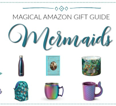 Mermaid Gift Guide feature