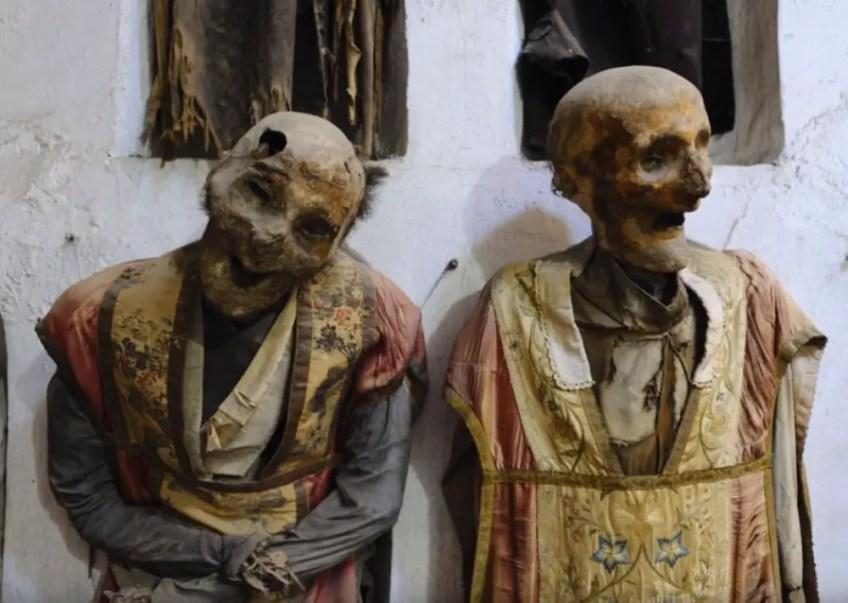 catacombs youtube