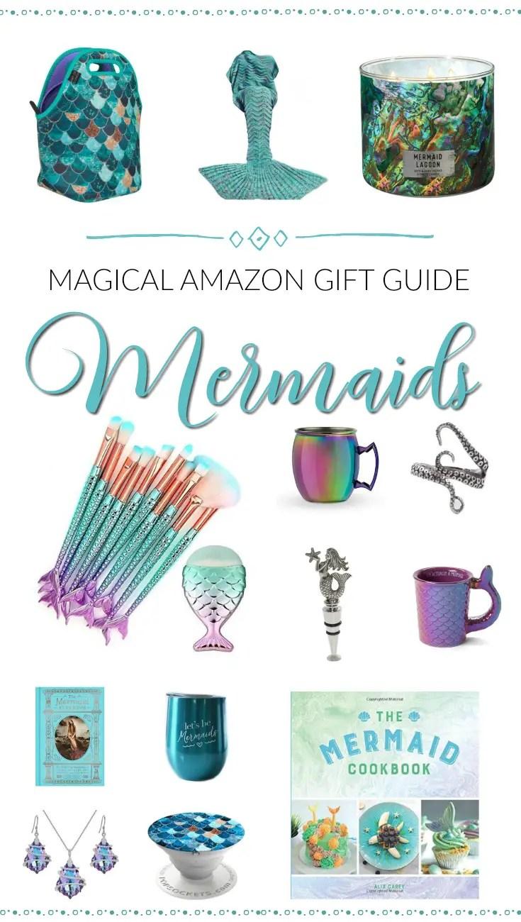 mermaid gift guide mermaids gift guide
