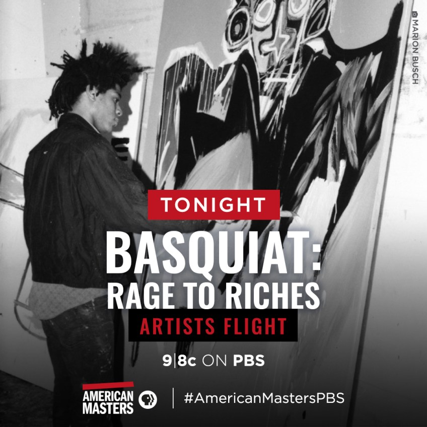 American Masters - Basquiat: Rags to Riches