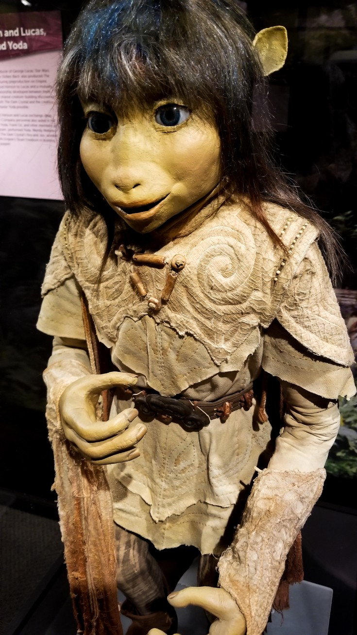 Jen Puppet from The Dark Crystal