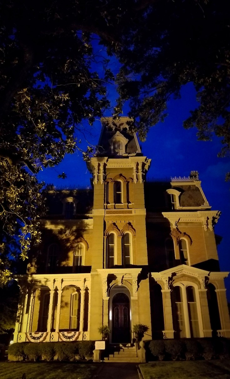 Haunted Places in Memphis, Woodruff-Fontaine House
