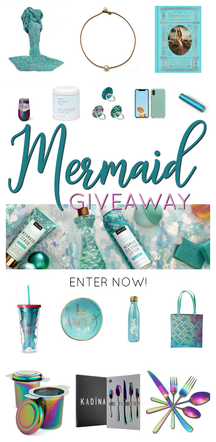 mermaid giveaway