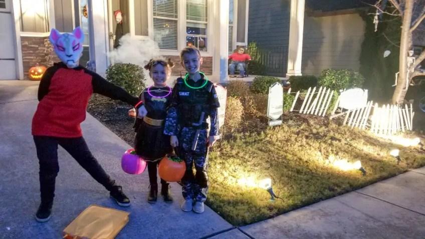 Halloween Favorites, Fortnite drift costume