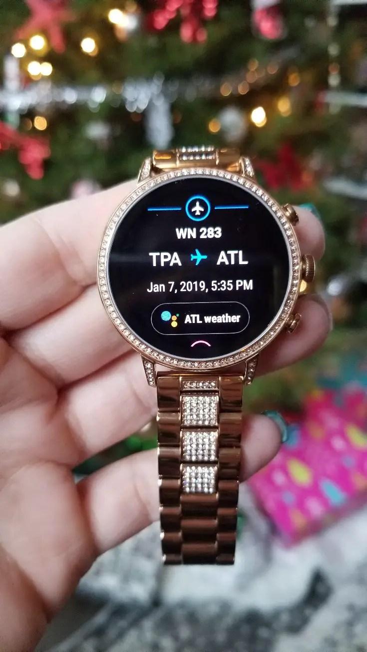 fossil women's smartwatch, Fossil Gen 4 Venture HR review