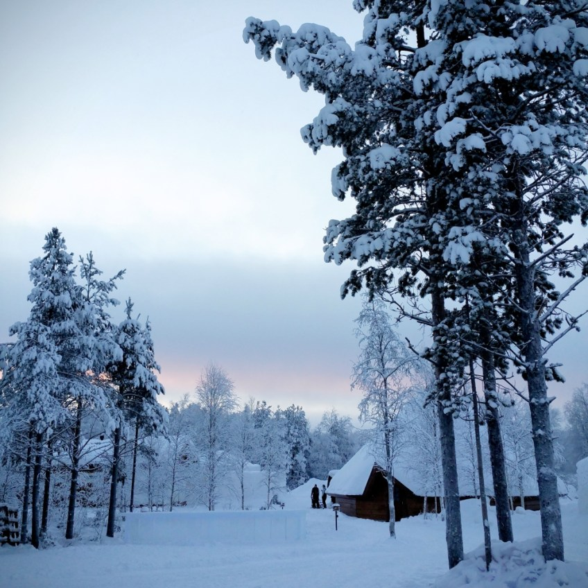 Best places to travel in December, lapland