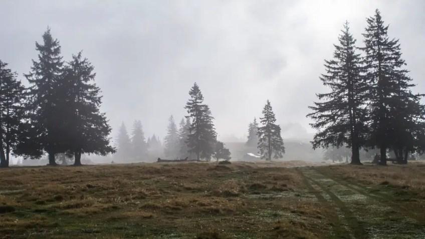 Myths of Romania Carpathian Mountains