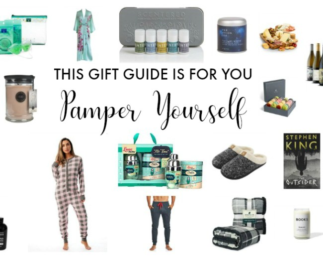 Pamper yourself Gift guide