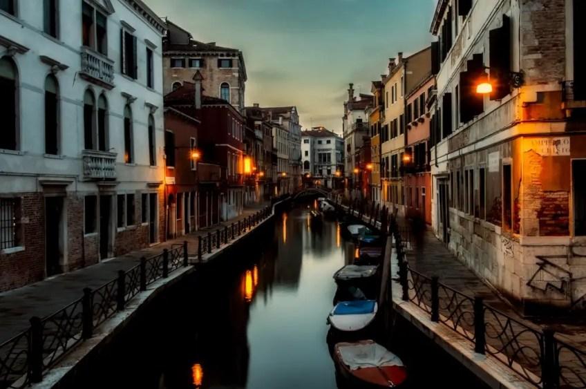 italian destinations, Venice
