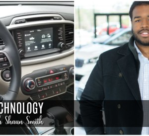 Kia Safety and Technology